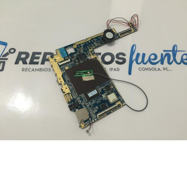 Placa Base Original Woxter Tablet PC QX100 QX 100 - Recuperada