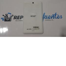 Tapa trasera Acer Iconia One 7 B1-770 blanca - Recuperada