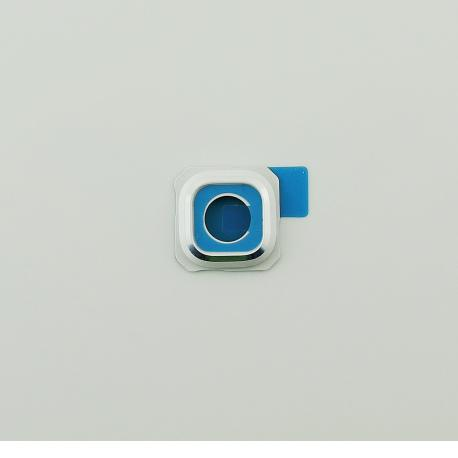 Embellecedor de Camara para Samsung Galaxy S6 Edge+ Plus SM-G928F - Blanco