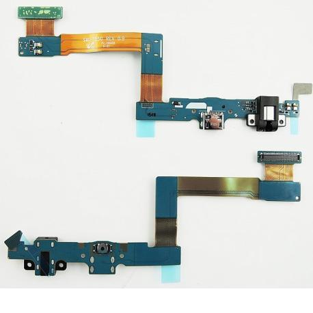 Flex de Carga y Jack de Audio para Samsung Galaxy Tab A 9.7 (SM-T550)