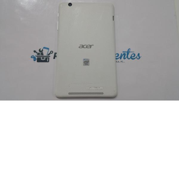 Tapa trasera Acer Iconia One 8 B1-810 blanca - Recuperada