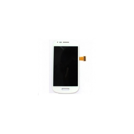 pantalla lcd+táctil Samsung Galaxy I8190 S3 Mini blanca