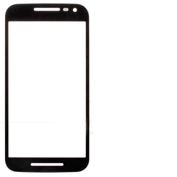 Pantalla de Cristal para Motorola Moto G (3rd Generación) XT1540 XT1541 - Negra