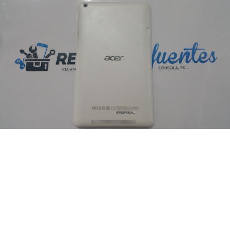 Tapa trasera Acer iconia one 8 b1-830 blanca - Recuperada