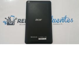 Tapa trasera Acer iconia one 8 b1-830 negra - Recuperada