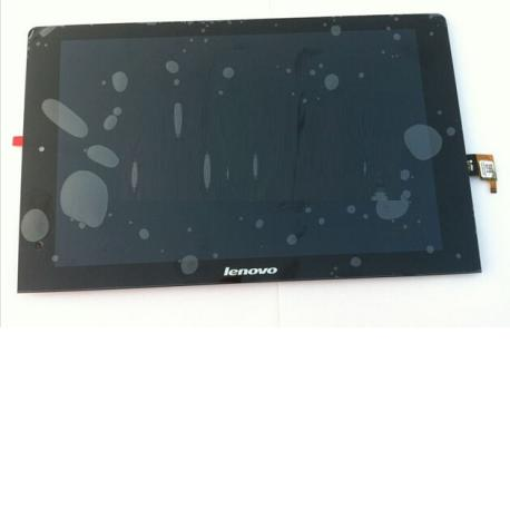 "Pantalla Tactil + LCD Display para Lenovo Tablet Yoga 10 B8000-F 10"" - Negra"