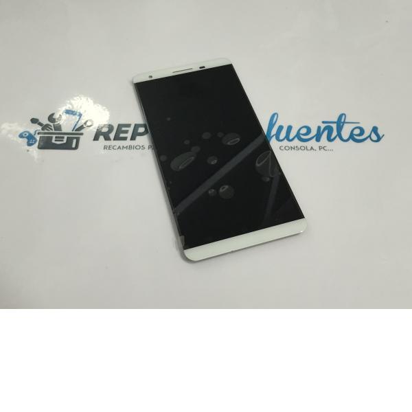 Pantalla LCD Display + Tactil para Cubot X15 - Blanca
