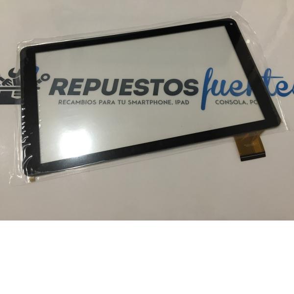 Pantalla Tactil Unviersal para Tablet de 10.1 Pulgadas - FPC-CY101J106-00 - Negra