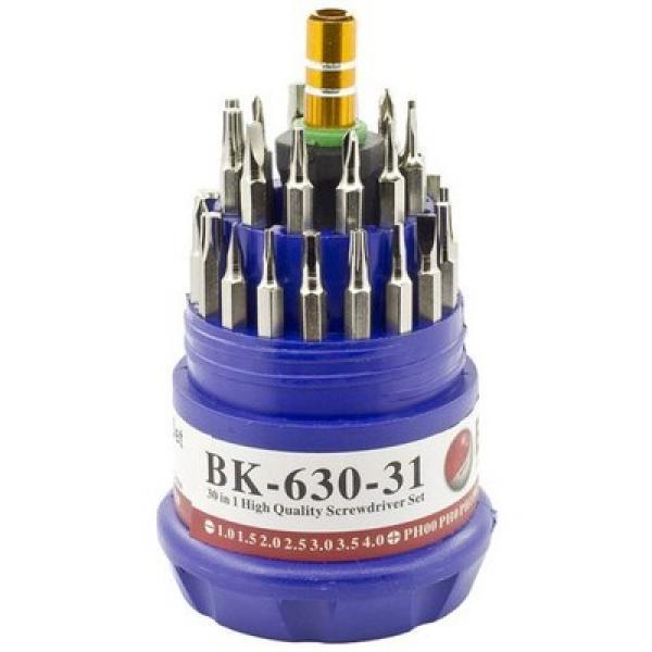 Destornillador 30 en 1 con juego de puntas Baku BK 630-31