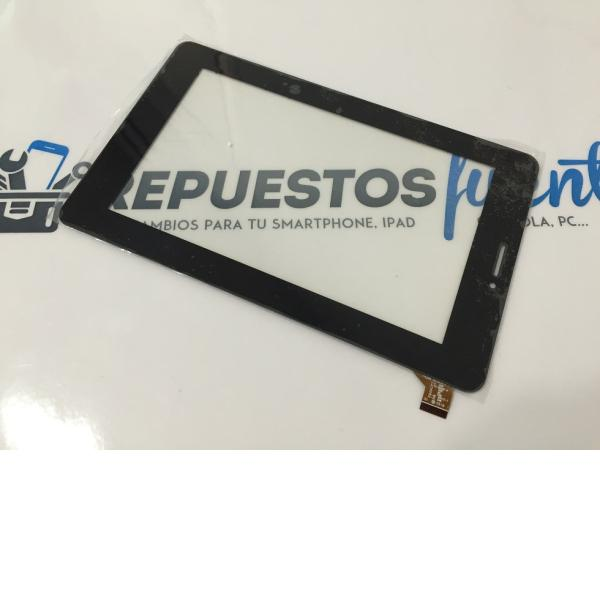 "Pantalla Tactil Universal Tablet 7"" C192117A1-PG - Negra"