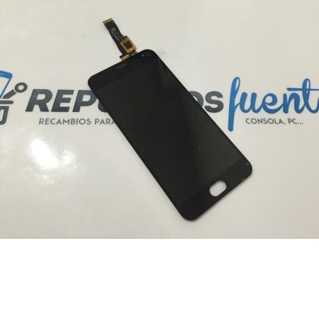 Pantalla Lcd Display + Tactil Meizu M2 / M2s- Negra