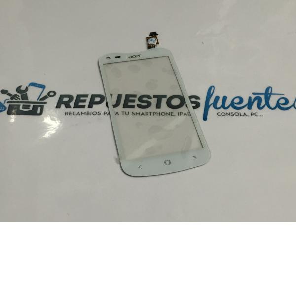 Pantalla Tactil Acer Liquid E2 V370 Blanca