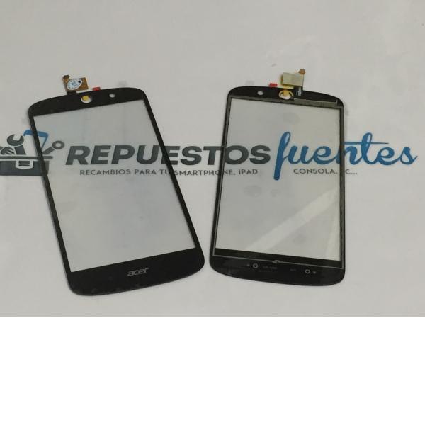 Pantalla Tactil para Acer Liquid Z530 - Negra