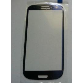 Samsung Galaxy s3 i9300 i9305 Cristal azul Gorilla Glass