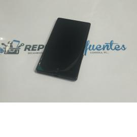 Pantalla LCD + Tactil con Marco Negro para Nokia Lumia 930