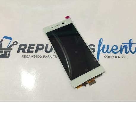 Repuesto Pantalla LCD + Tactil para Sony Xperia Z3 Plus, Xperia Z4, Sony E6553 - Blanca