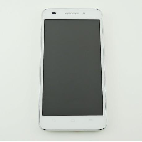 Pantalla LCD Display + Tactil con Marco para Huawei Ascend G620s - Blanca