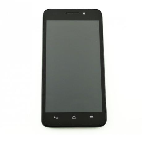 Pantalla LCD Display + Tactil con Marco para Huawei Ascend G620s Negra