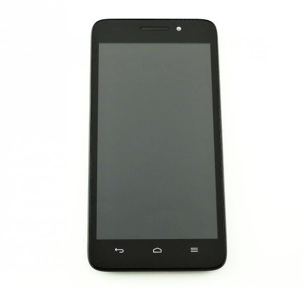 Pantalla LCD Display + Tactil con Marco para Huawei Ascend G620s Negra - Recuperada