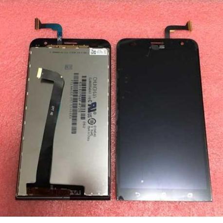 Repuesto Pantalla LCD + Tactil para Asus Zenfone 2 Laser ZE550KL - Negro