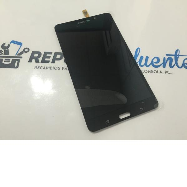 Repuestos Pantalla Tactil + LCD Samsung Galaxy Tab 4 T230 - Negro