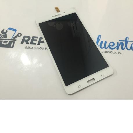 Repuestos Pantalla Tactil + LCD Samsung Galaxy Tab 4 T230 - blanca