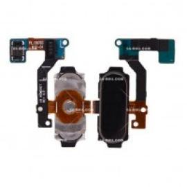 Flex Boton Home para Samsung Galaxy A8 A800F - Negro