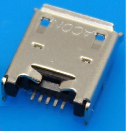 Conector de Carga Micro USB para Tablet Acer B1-A71 / B1-710 / B1-711