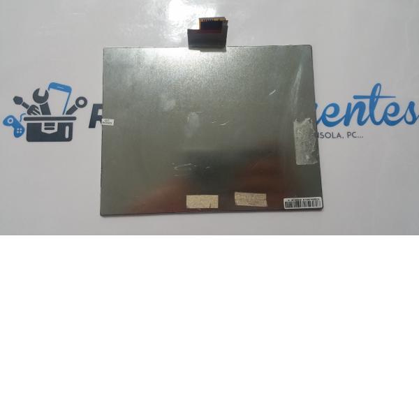 Pantalla LCD original Yarvik TAB08-201-3G - Recuperada