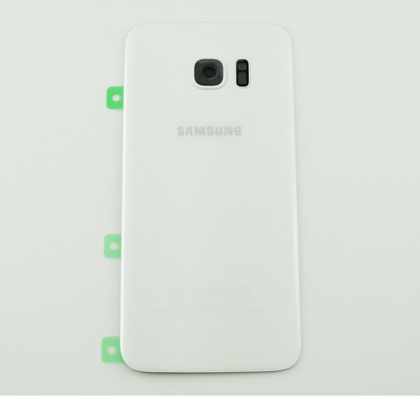 Tapa Trasera de Bateria Original para Samsung Galaxy S7 Edge SM-G935F - Blanca