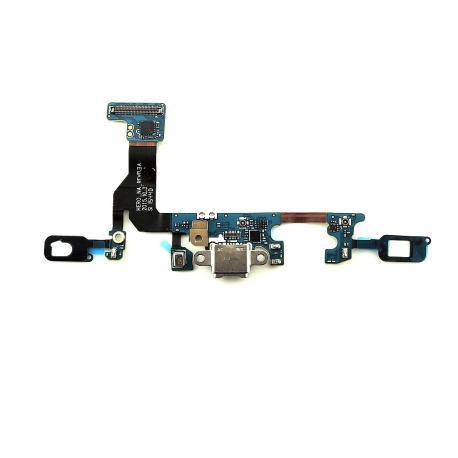 Flex de Conector Carga Micro USB y Microfono para Samsung Galaxy S7 G930F