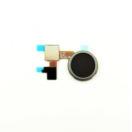Flex de Lector Huellas y Boton Home para LG Nexus 5X H791 - Negro