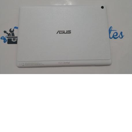 Tapa trasera Asus Zenpad 10 P023 P00C Z300C Blanca ( NO SIM ) - Recuperada