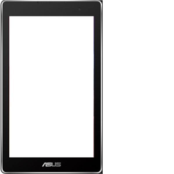 Ventana cristal Asus Zenpad C 7.0 P01Y 3G negra - Recuperada