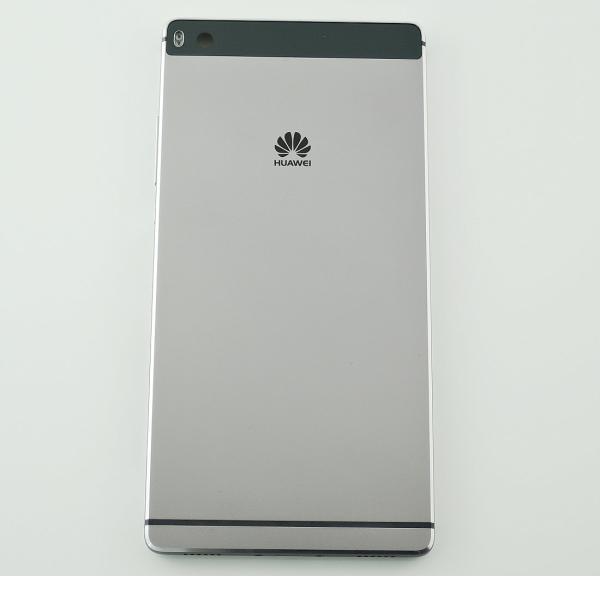 Carcasa Tapa Trasera Batería para Huawei P8 - Gris