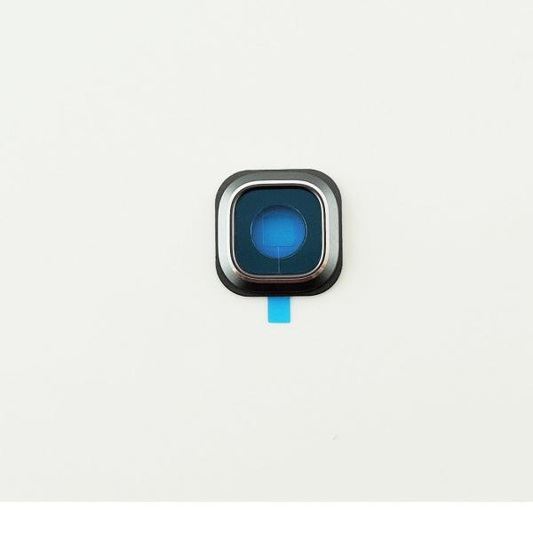 Embellecedor de Camara para Samsung Galaxy Note 5 SM-N920 - Plata