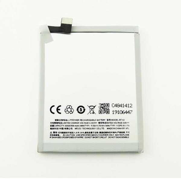 Bateria BT42, BT42C para Meizu M2 Note de 3100mAh