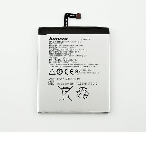 Bateria BL245 para Lenovo S60 de 2150mAh