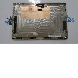 Tapa trasera Asus EEE Transformer Prime TF201 dorada - Recuperada
