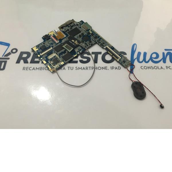 Placa Base Tablet Ezee Storex Tab7Q11-M - Recuperada