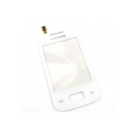 Repuesto pantalla tactil Samsung S5300 Galaxy Pocket Blanca