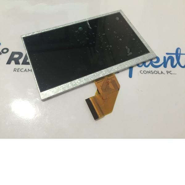 Pantalla LCD Display Ezee Tab7Q12-S , Tab7Q13 - Recuperada