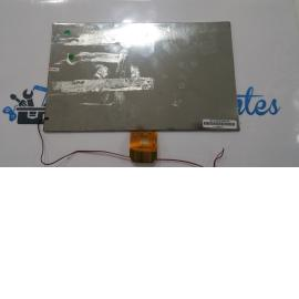 Pantalla LCD Denver Taq-10052, TAD-10062 40 pines con cable - Recuperada