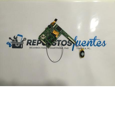 Placa Base Tablet Original Hyundai RK7 Recuperada