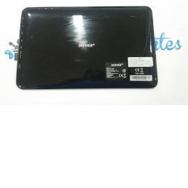 Tapa trasera para tablet Denver TAD-10062 negra - Recuperada
