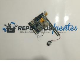 Placa Base Original Tablet Laser 9 quad core i902 - Recuperada