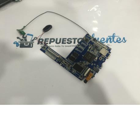 Placa Base para Tablet Memup SlidePad 704DC - Recuperada