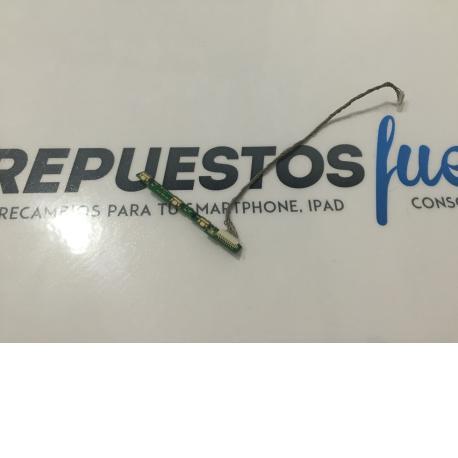 JUEGO DE BOTONES ORIGINAL NTECH ALEXIS RX4DC 3G - RECUPERADO