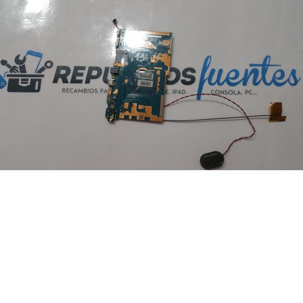 PLACA BASE ORIGINAL PARA TABLET DENVER TAQ-10142 - RECUPERADA