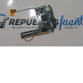PLACA BASE ORIGINAL PARA TABLET DENVER TAD-70132 - RECUPERADA